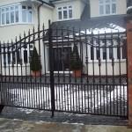 Blackwood Ave Woolton gate 3